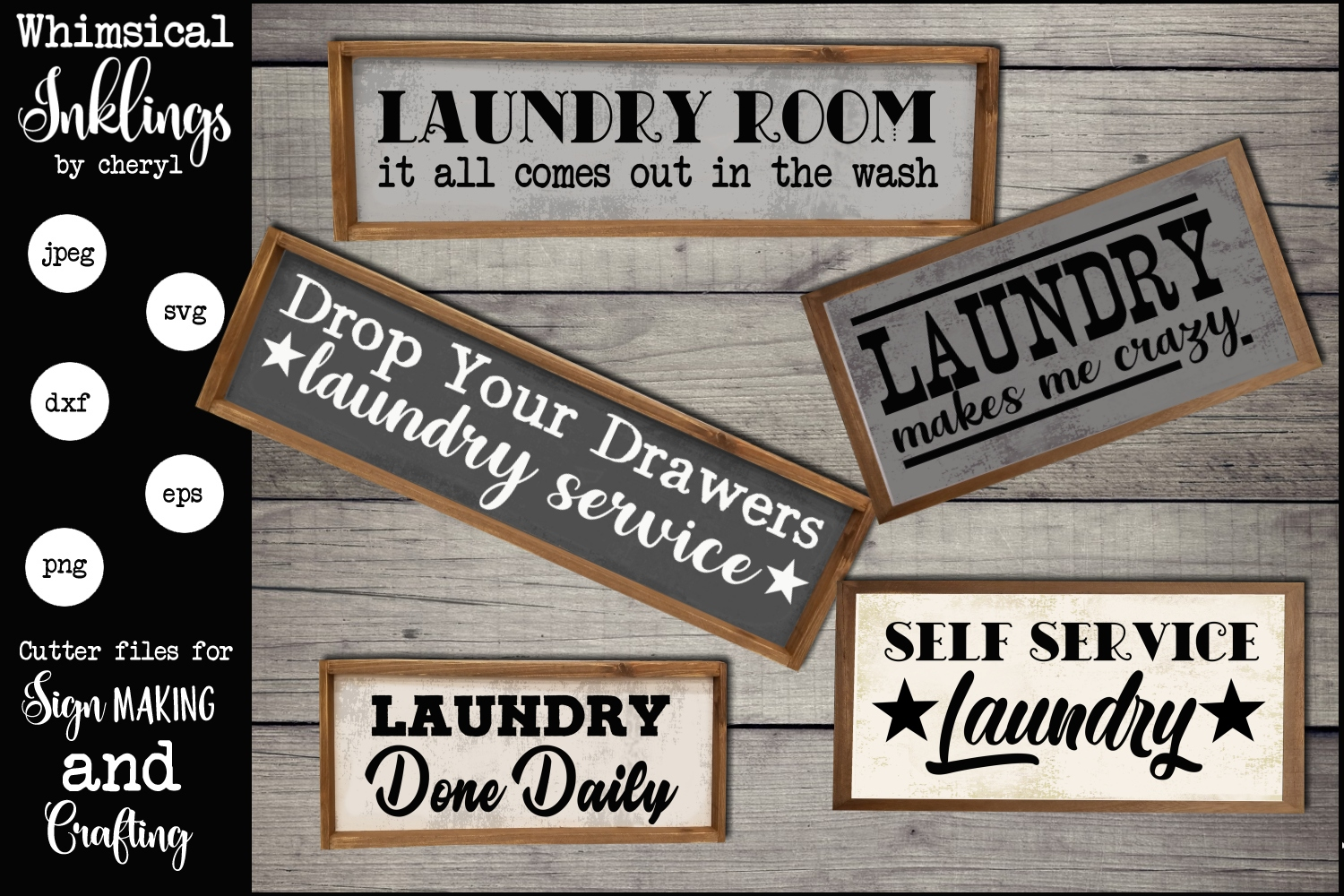 Super Laundry SVG Bundle MONTHLY SPECIAL- OVER 50 IMAGES example image 5