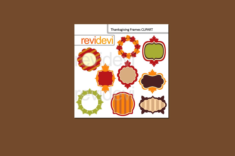 Thanksgiving Celebration Bundle Graphics example image 3