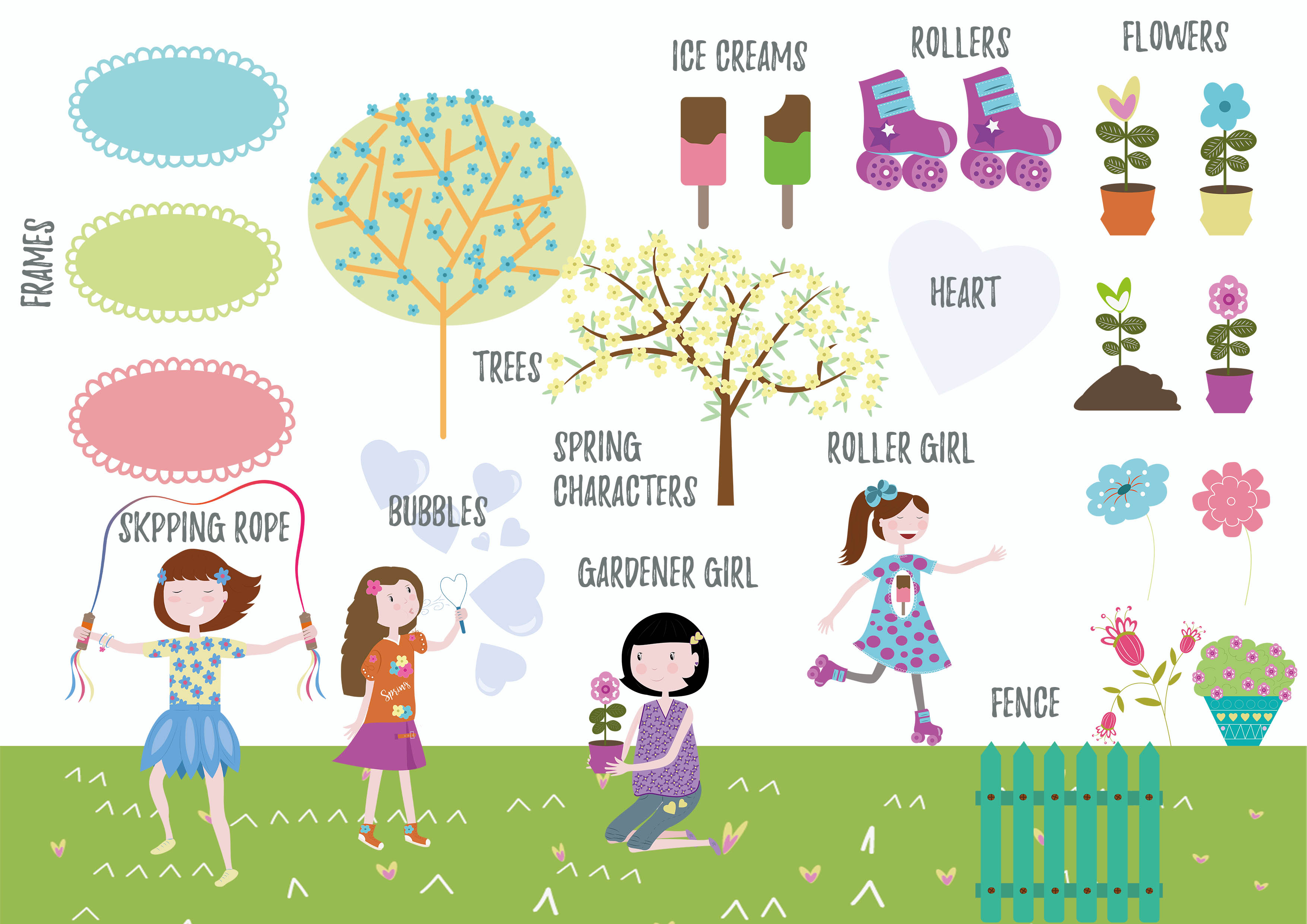 Spring Everywhere example image 2
