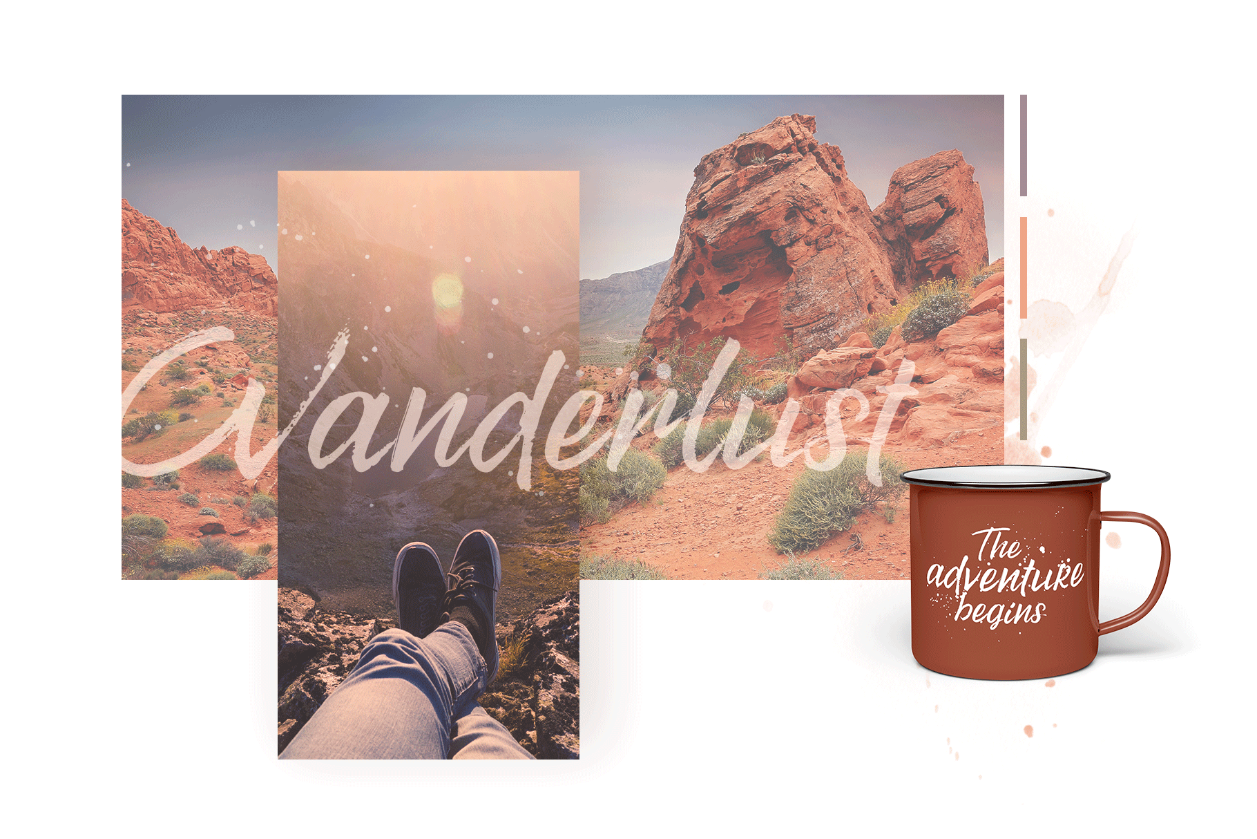 Trailfinder | A Brush Script Font example image 5