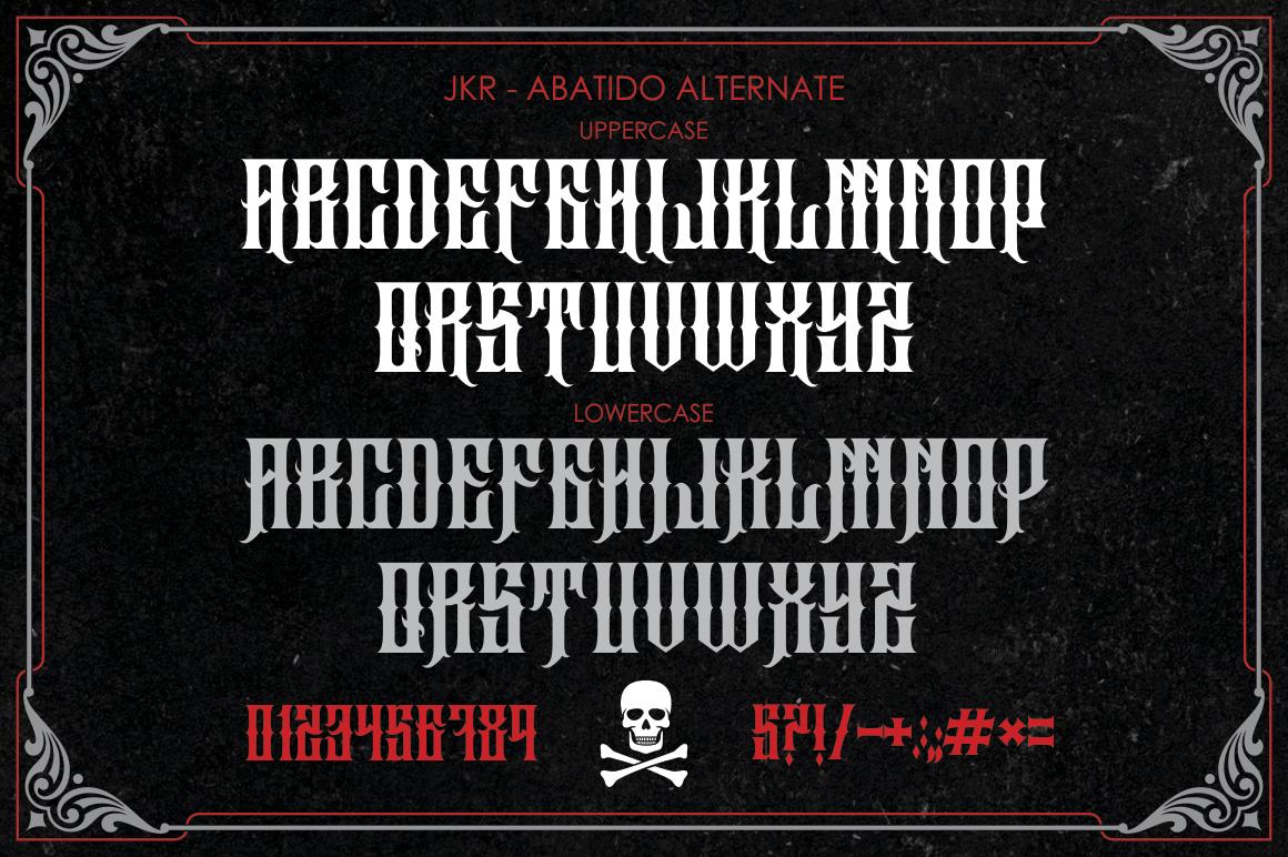 ABATIDO example image 4