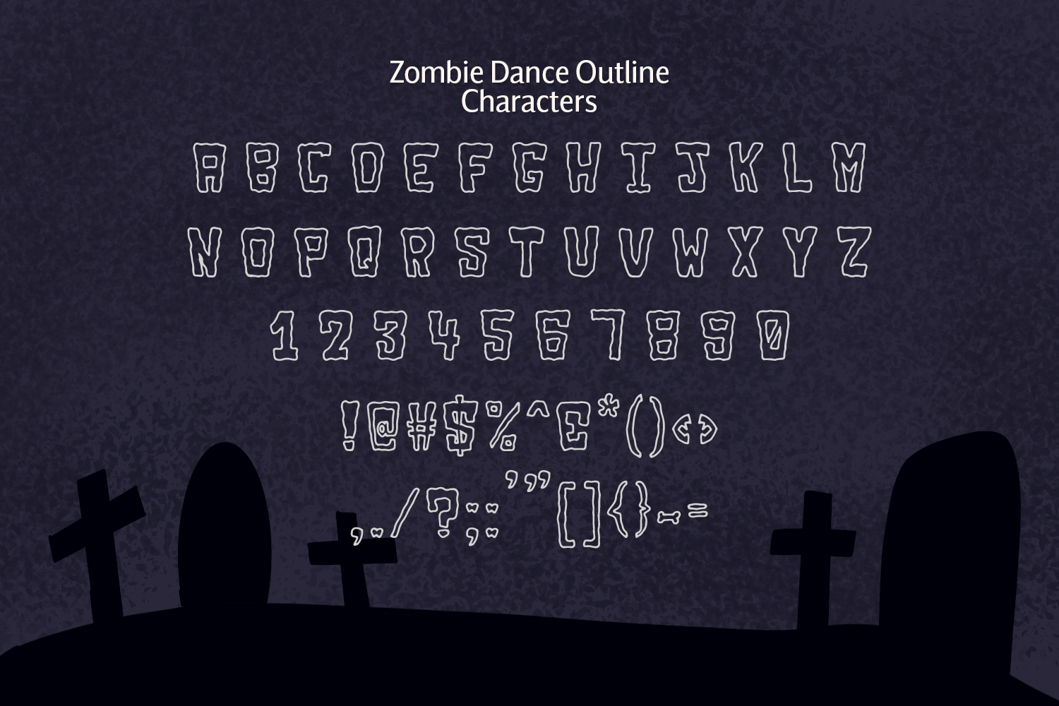 Zombie Dance - A terrifying type trick or treat! example image 4