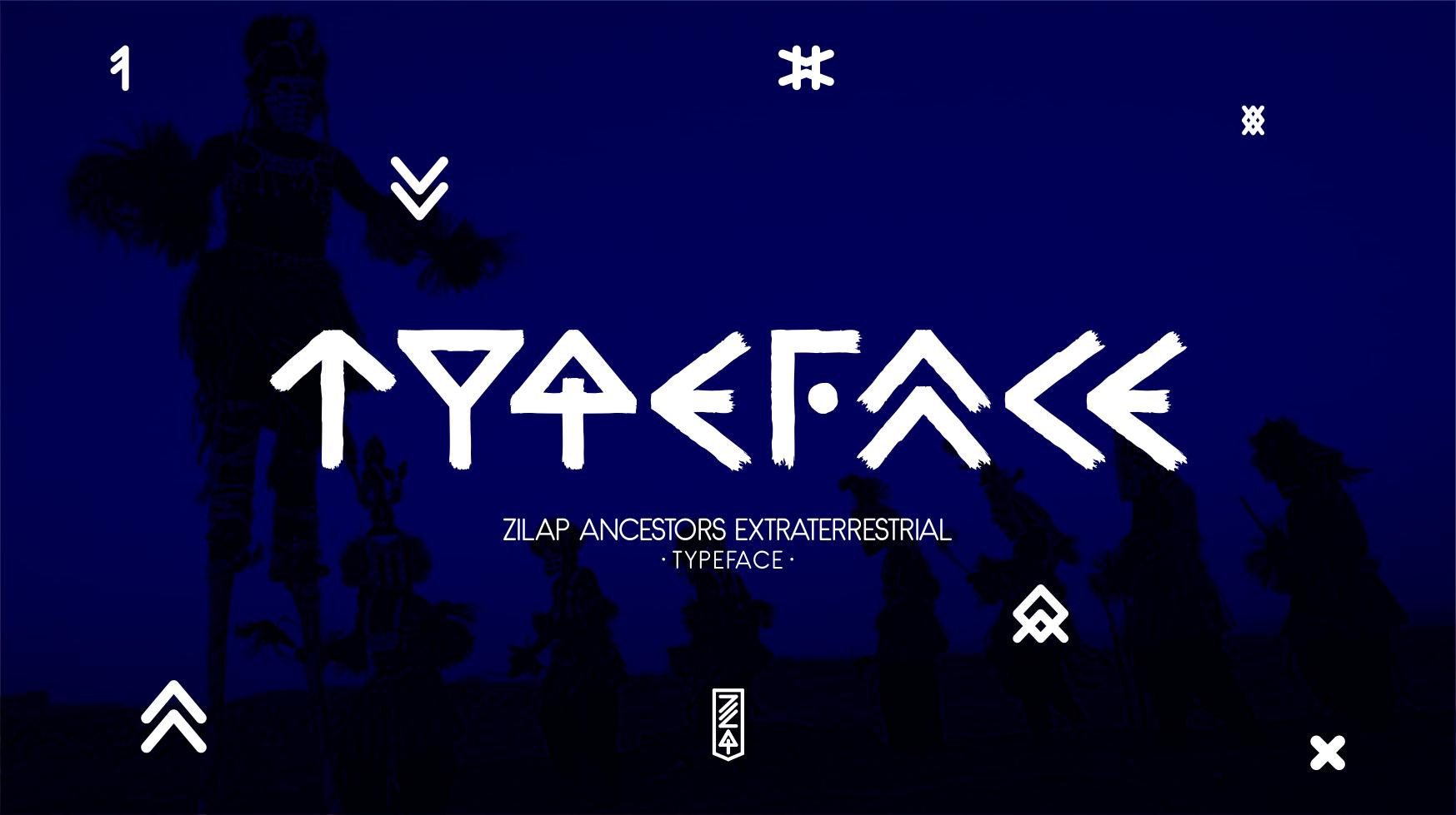 Zilap Extraterrestrial Ancestors example image 4