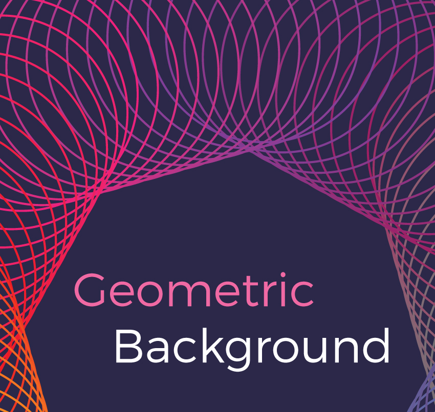 Geometric vector backgrounds example image 2