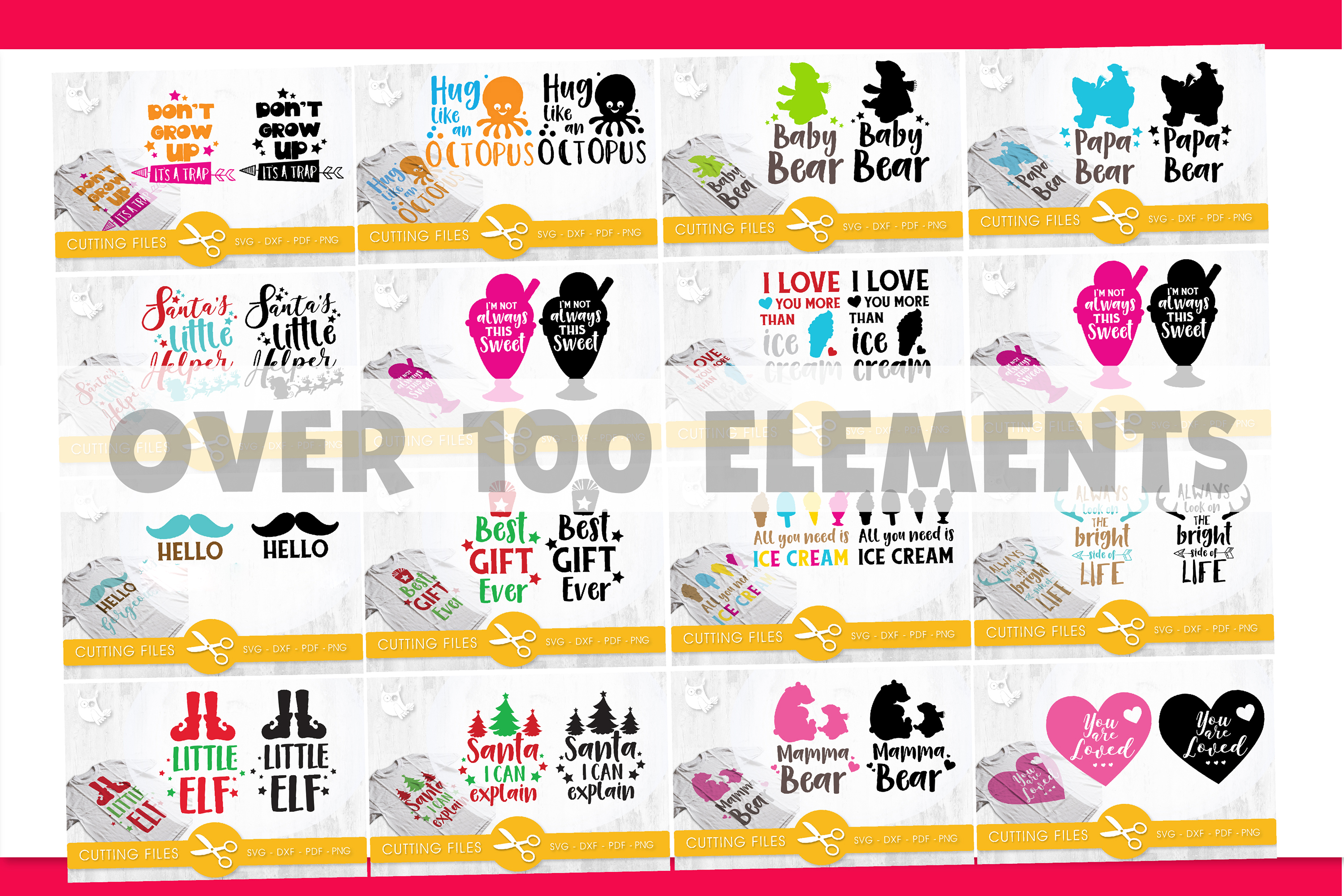 MEGA BUNDLE PART40 - 40000 in 1 Full Collection example image 4