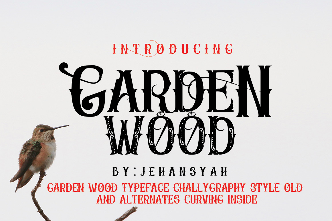 Garden Wood example image 2