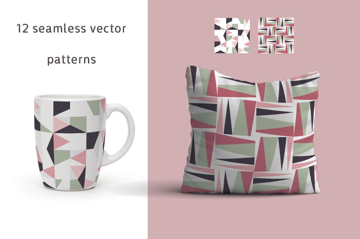 Geometric patterns example image 2