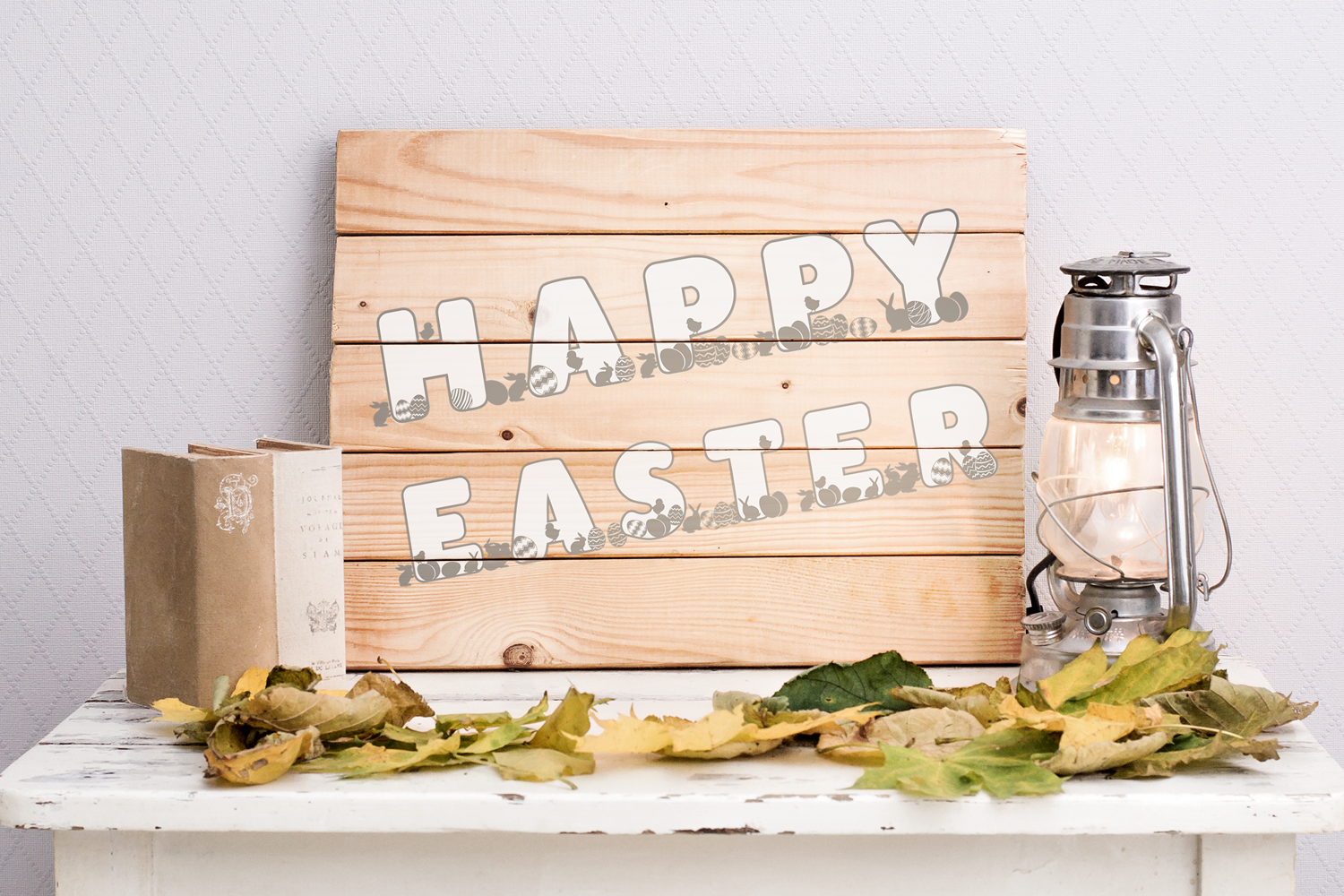 Easter Joy Font Pack | Easter Font for Cricut & Cameo example image 3