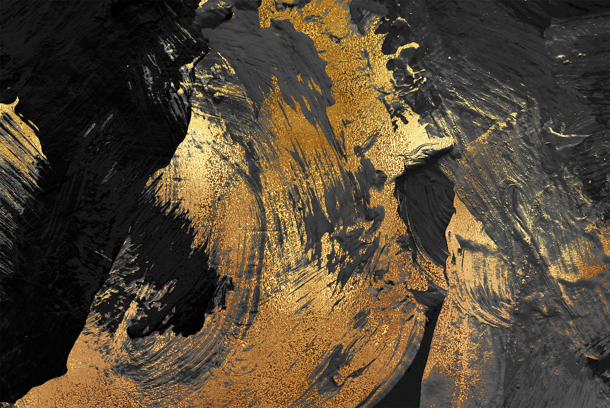 Gold & Painted Backgrounds example image 6