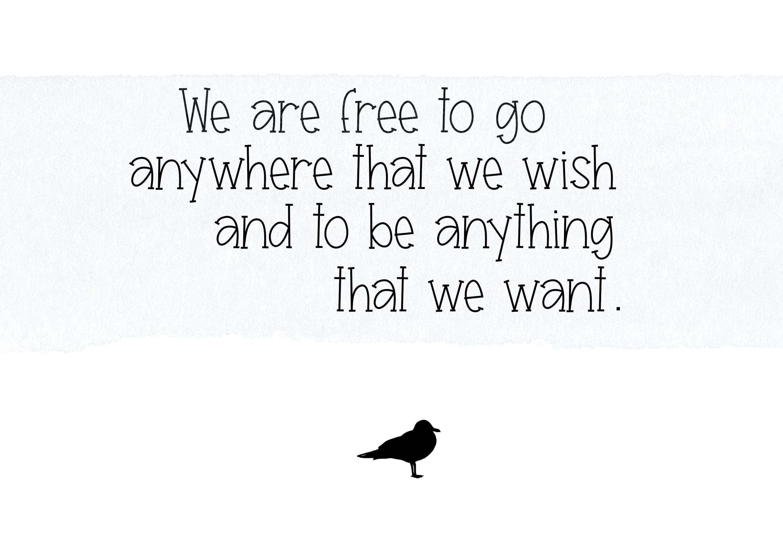 Seagull - A Fun Handwritten Font example image 5