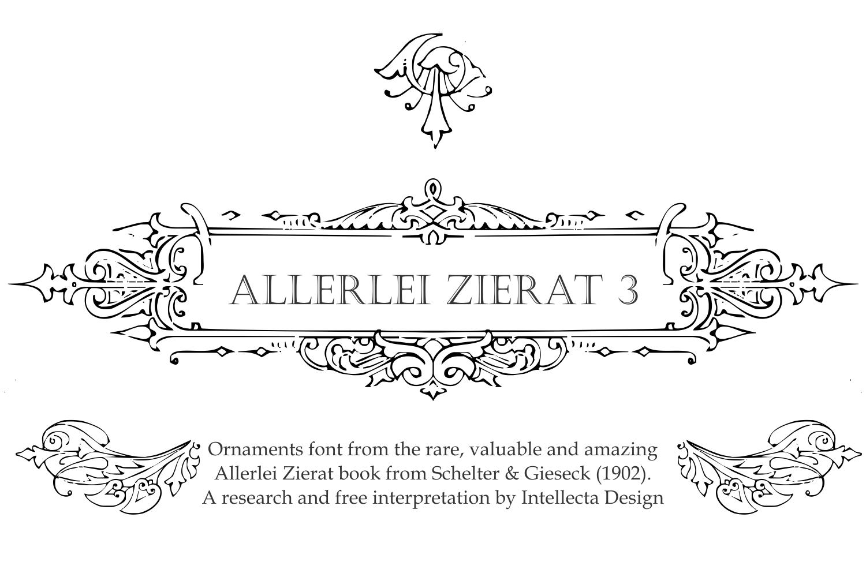 Allerlei Zierat 3 example image 1