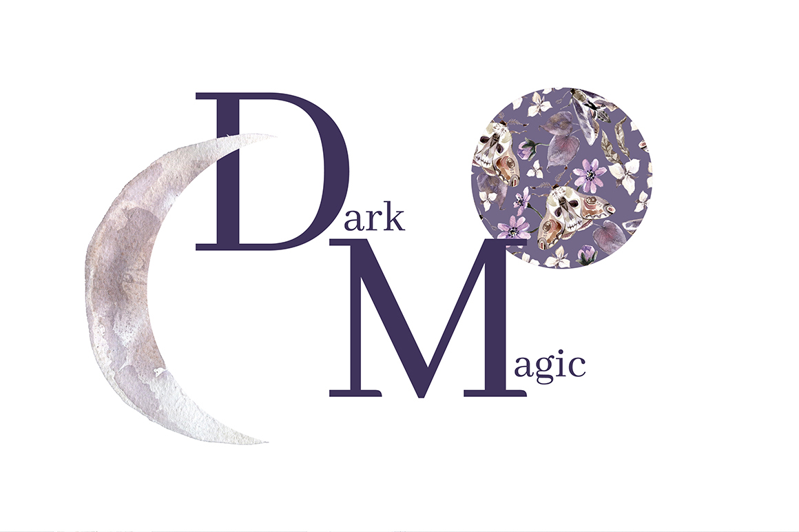 Dark Magic Pattern set example image 7