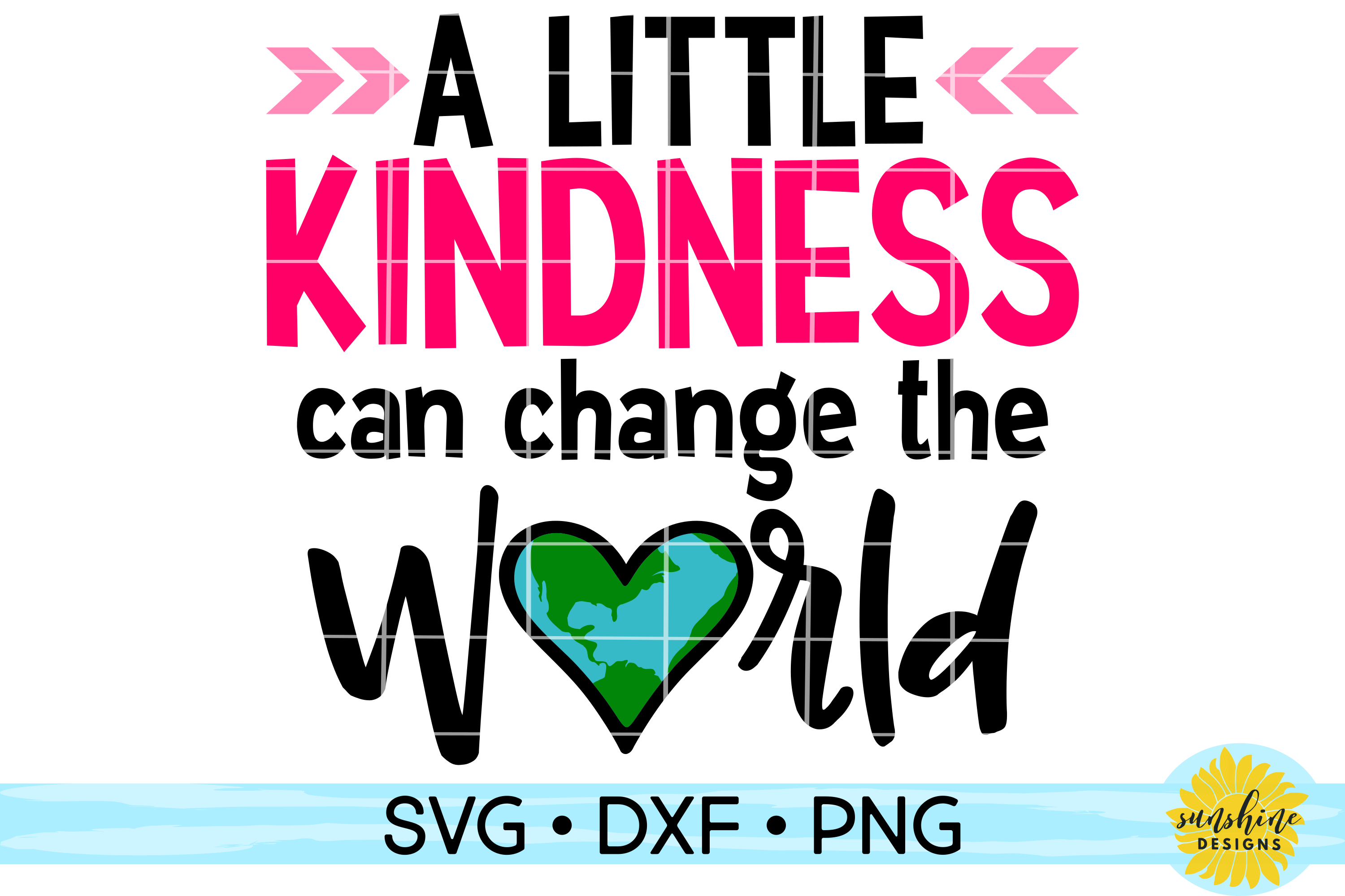 KINDNESS BUNDLE | ANTI-BULLYING | 15 DESIGNS | SVG DXF PNG example image 6