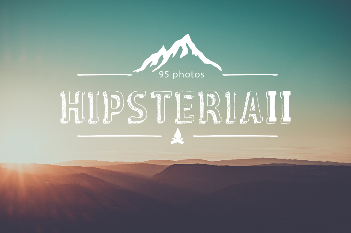 Hipsteria I and II packs example image 7