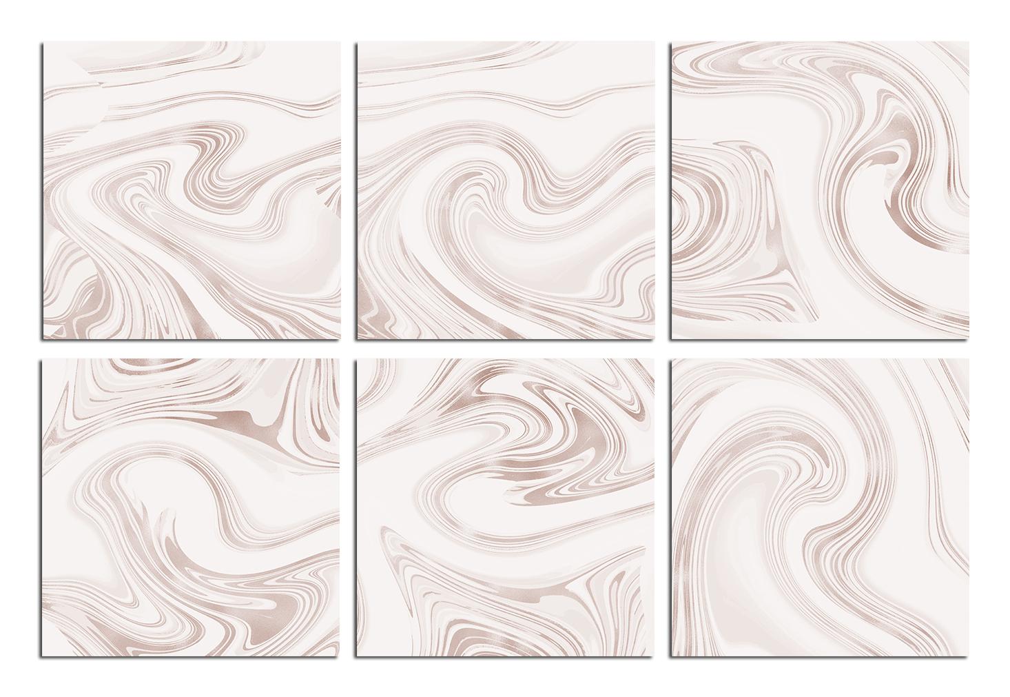 Marble Digital Paper BUNDLE example image 7