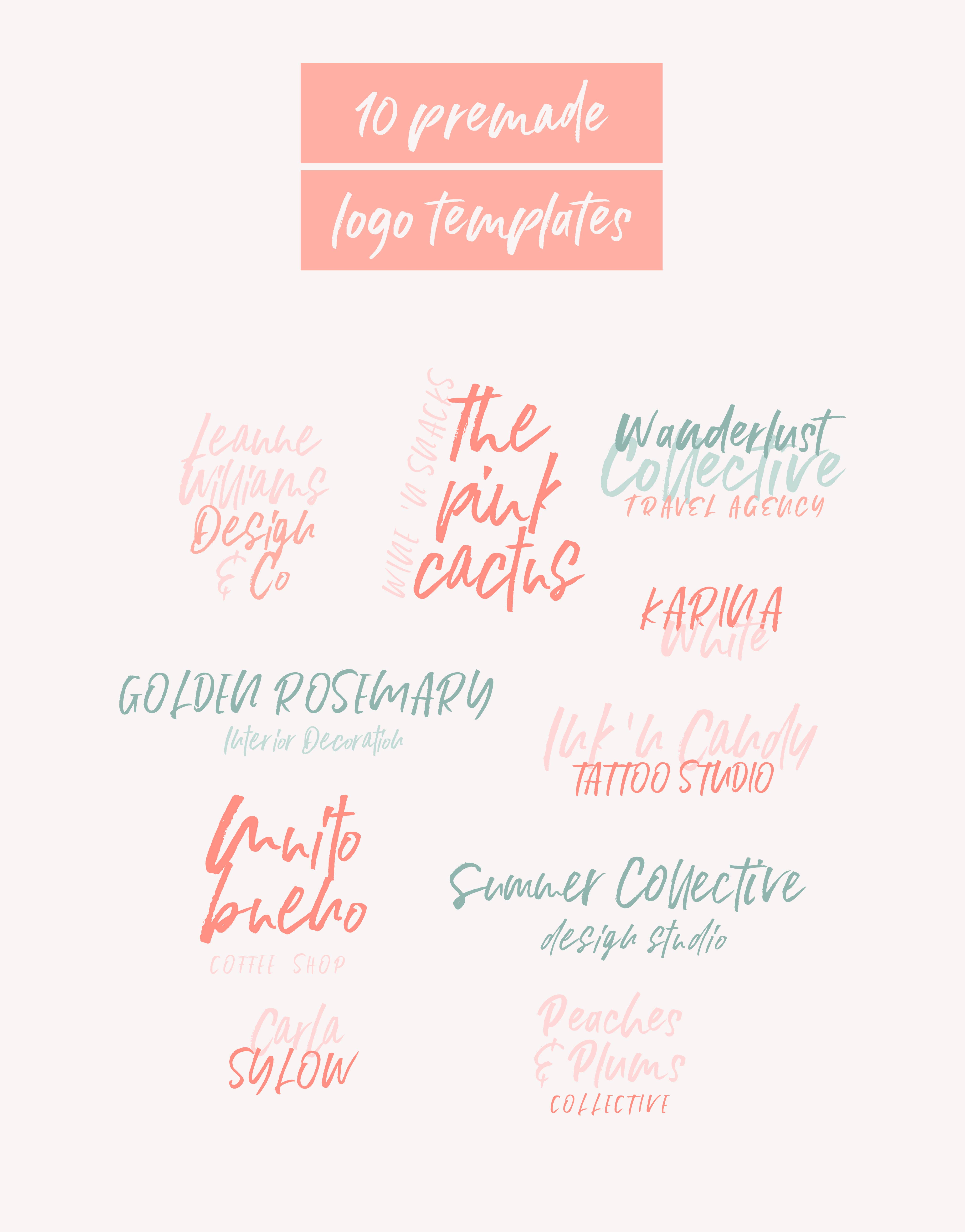 Stay Humble Font Family + Extras example image 7