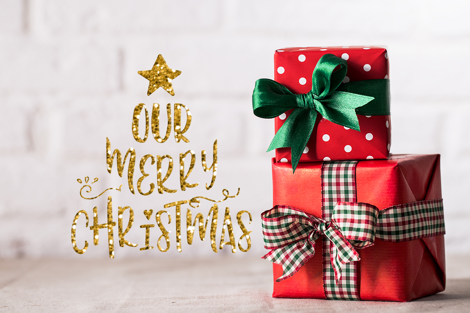 Christmas bundle Let it snow Merry Christmas Winter svg example image 3