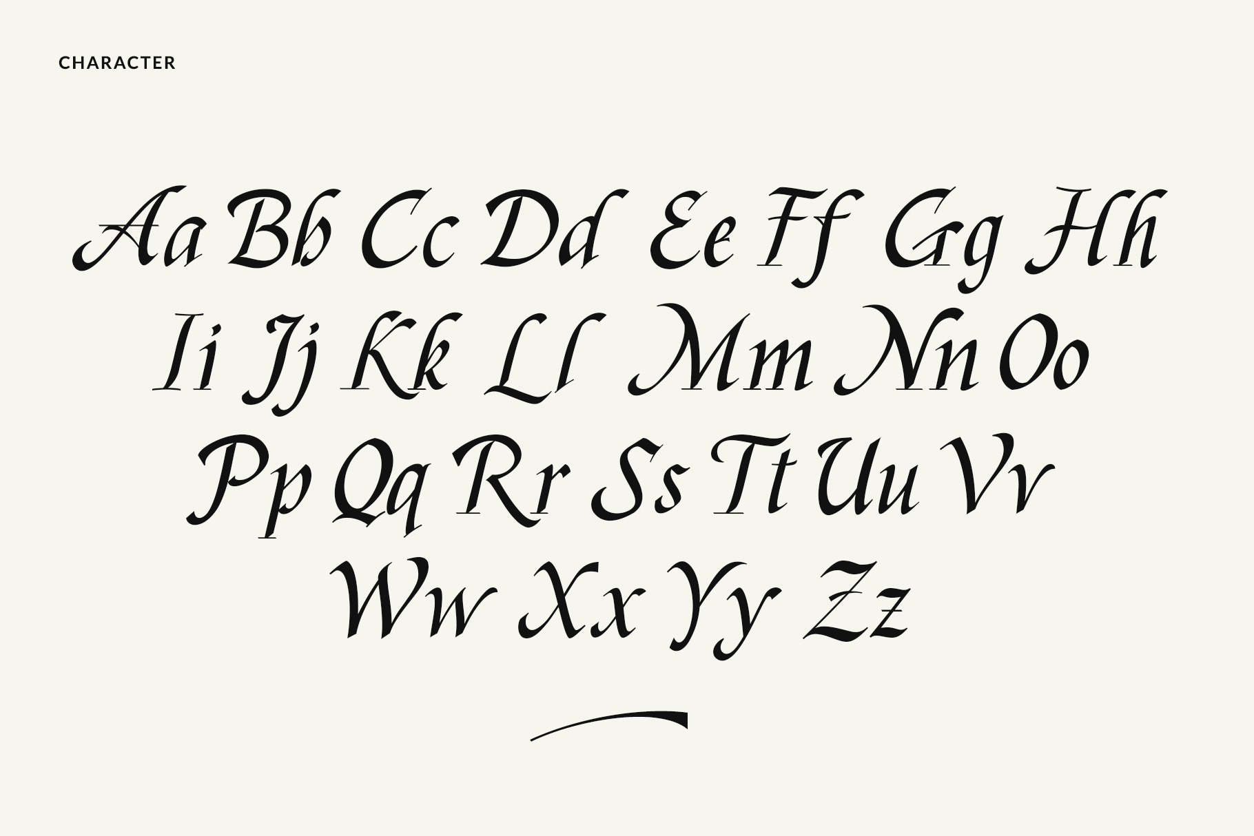 Silverdale Typeface example image 4