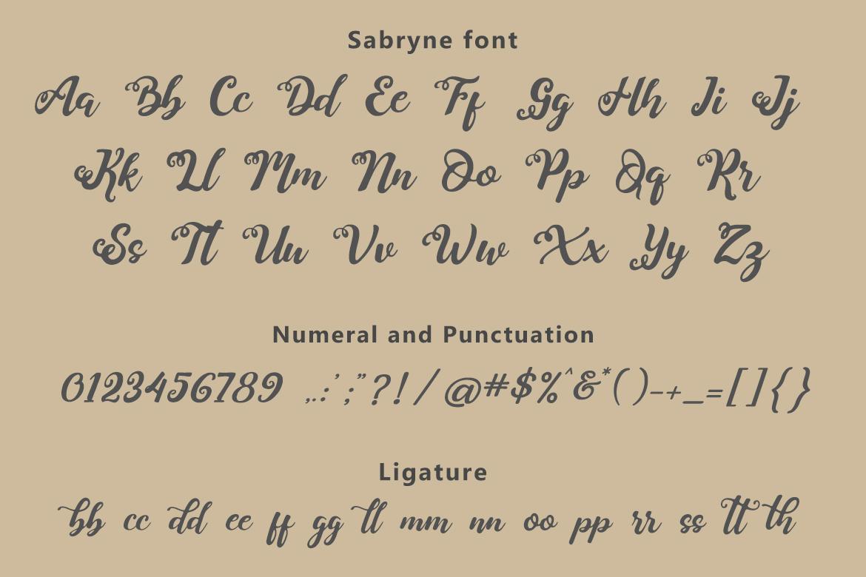 Sabryne example image 10