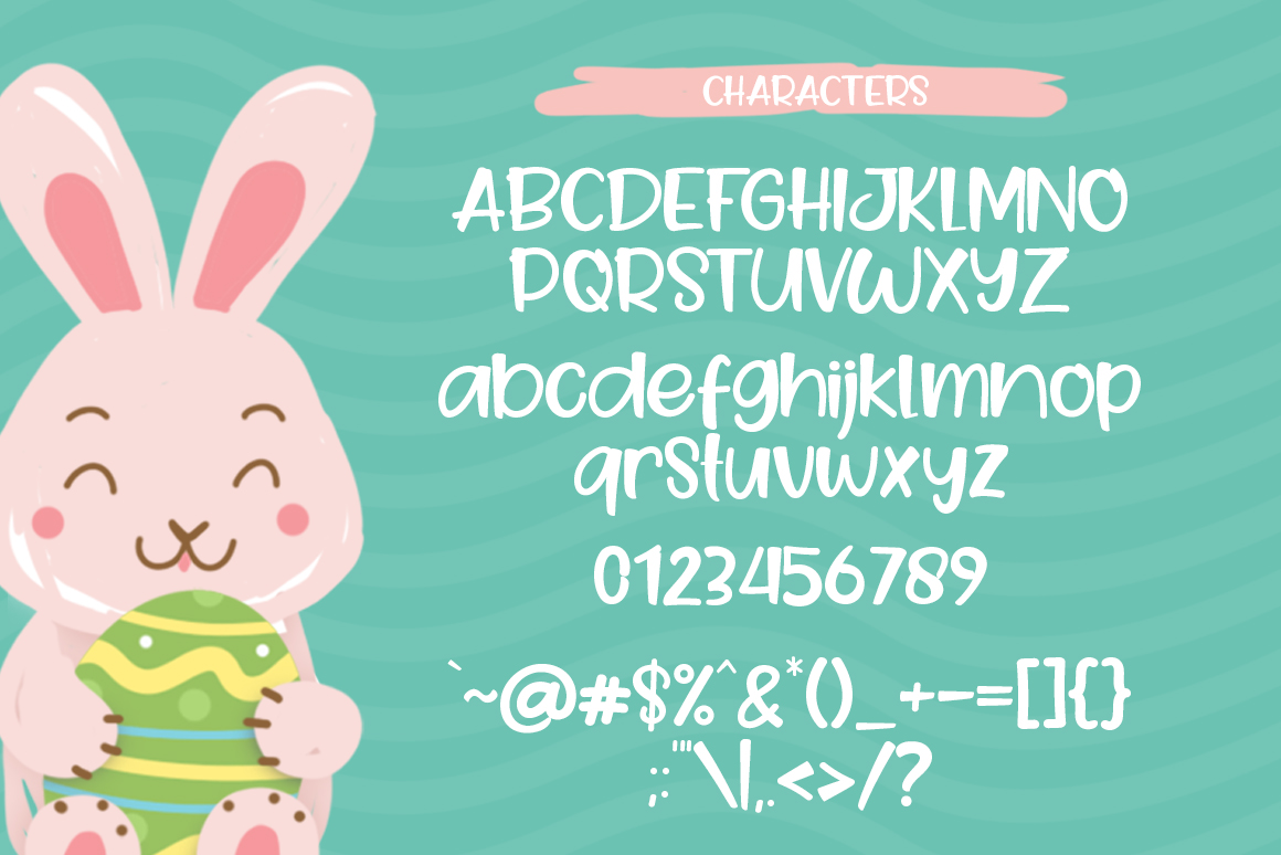 Goo Easter Font example image 4