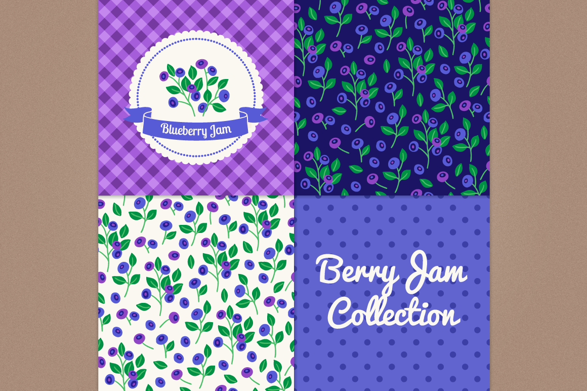 Blueberry Jam example image 1