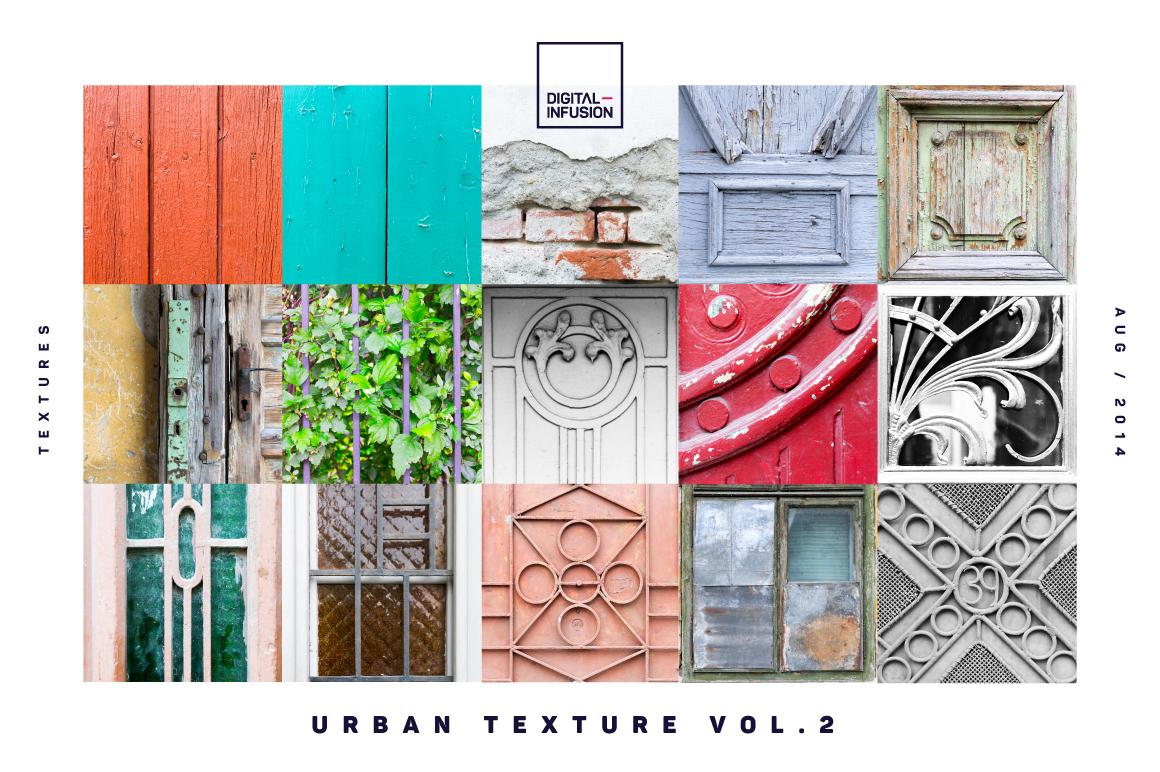 Urban Textures   VOL.2 example image 1