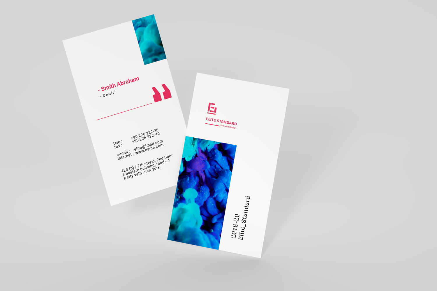 Studio Business Card example image 4