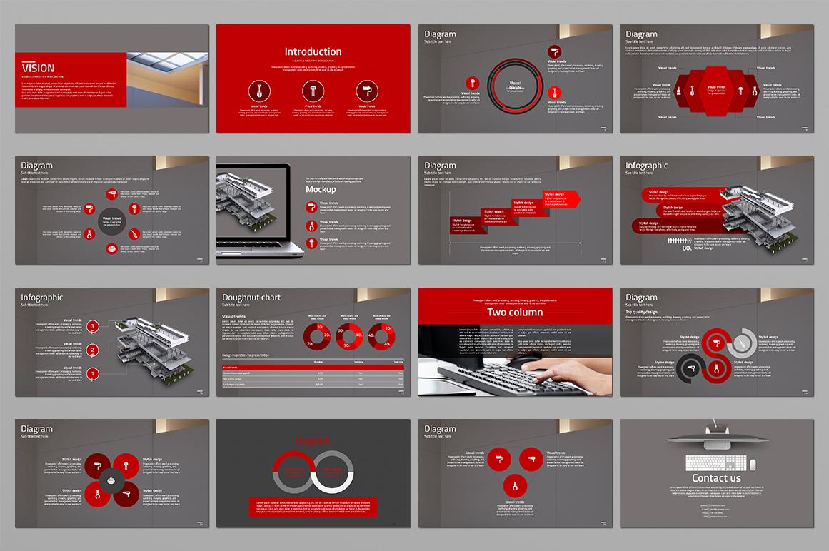 Interior Design Powerpoint  example image 3