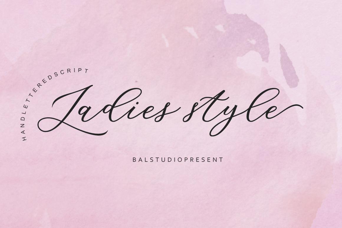 Ladies style example image 7