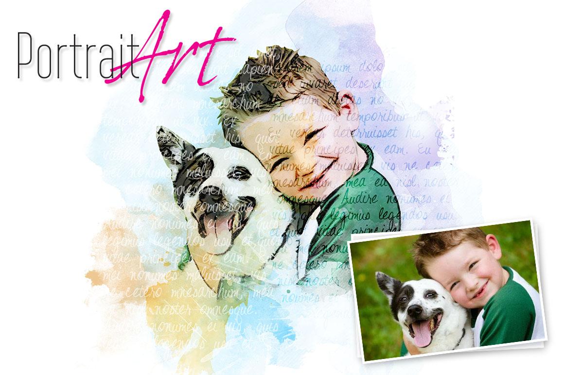Portrait Art example image 9