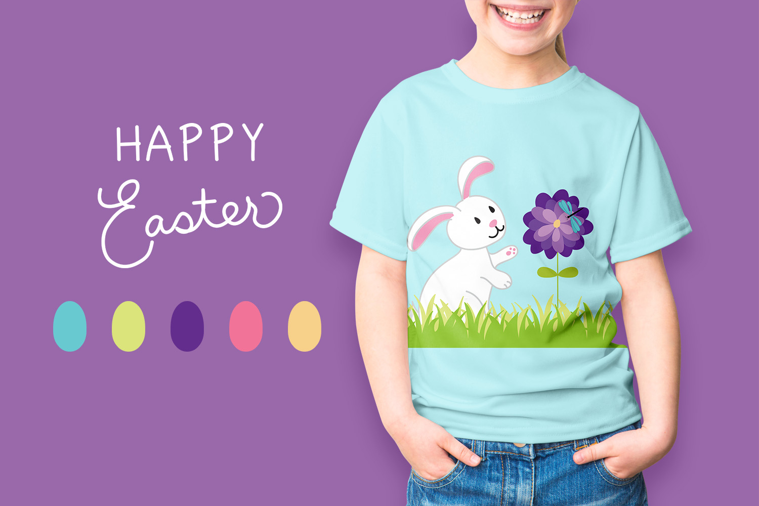 It's Springtime - Easter & Spring Graphics and Papers example image 6