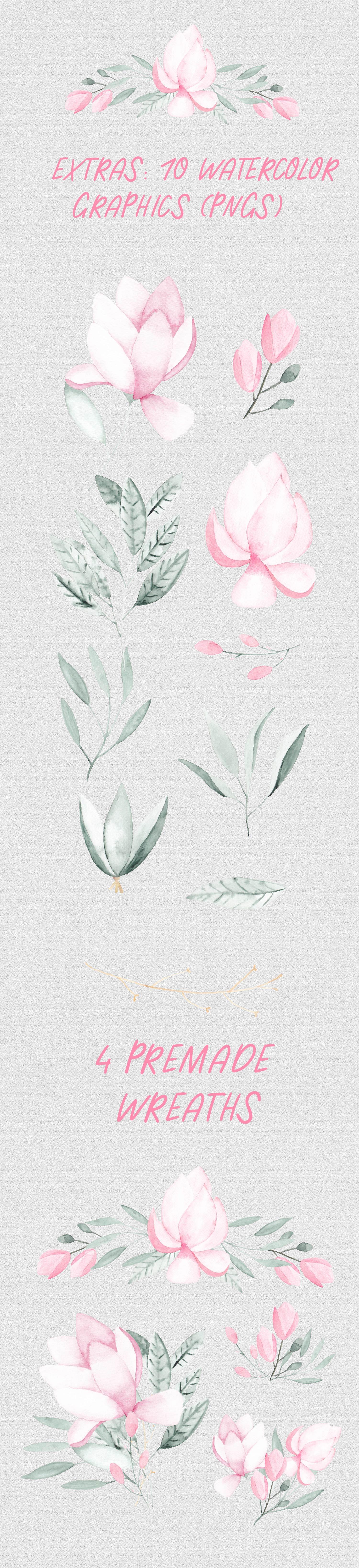 Magnolia Typeface example image 3