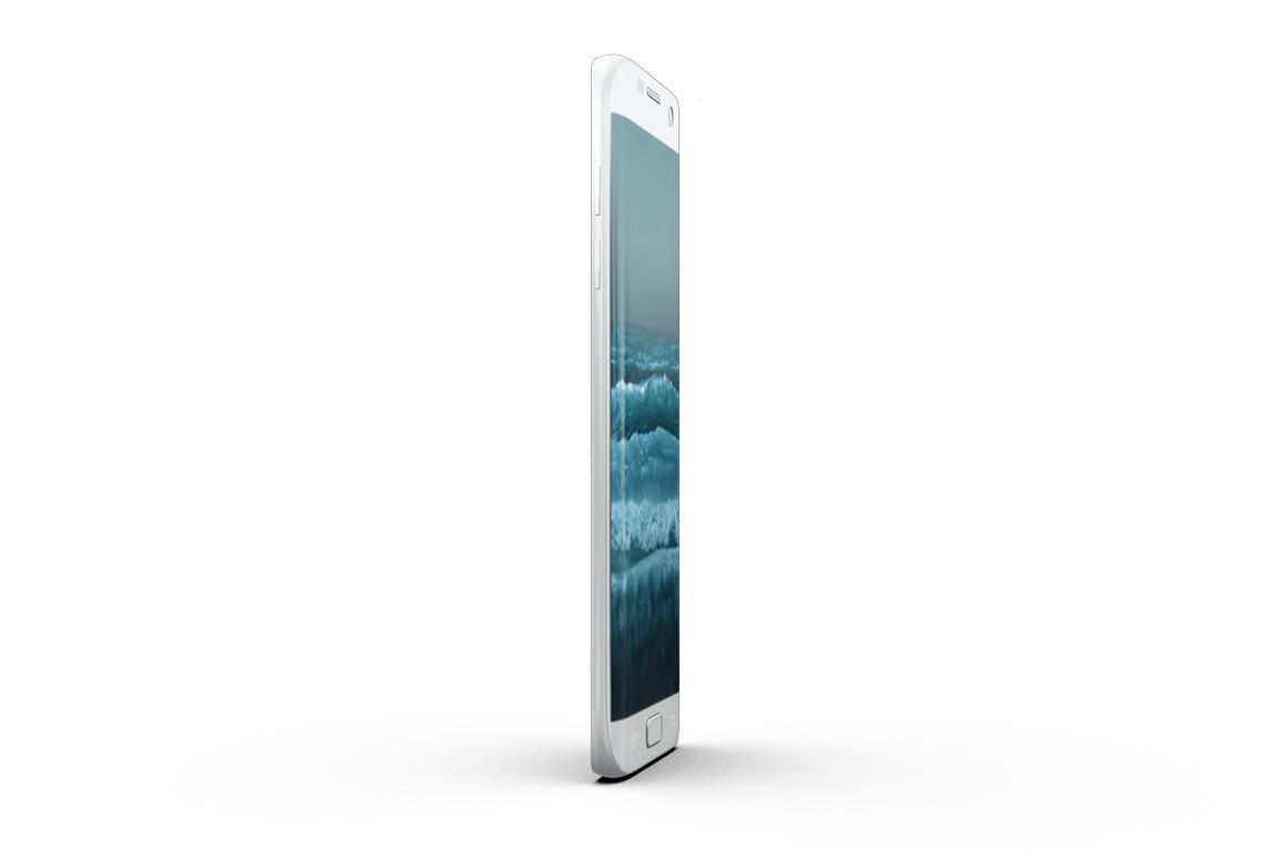 Samsung Galaxy S7 Edge Mockup example image 15