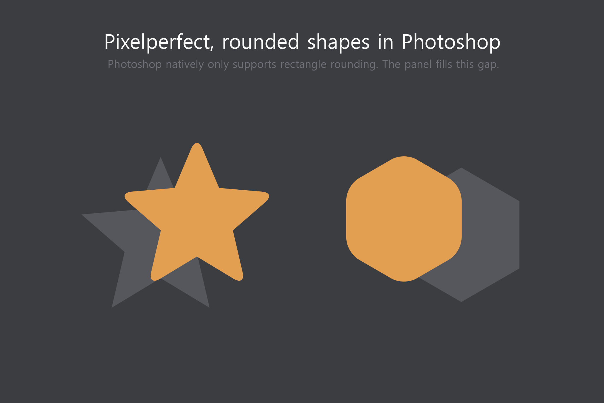 Shape Rounder - Path Editing Kit example image 9