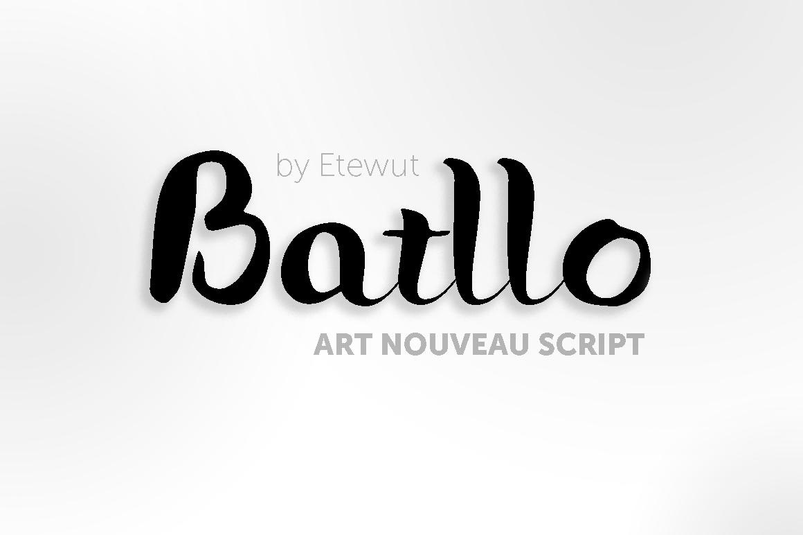 Batllo example image 1