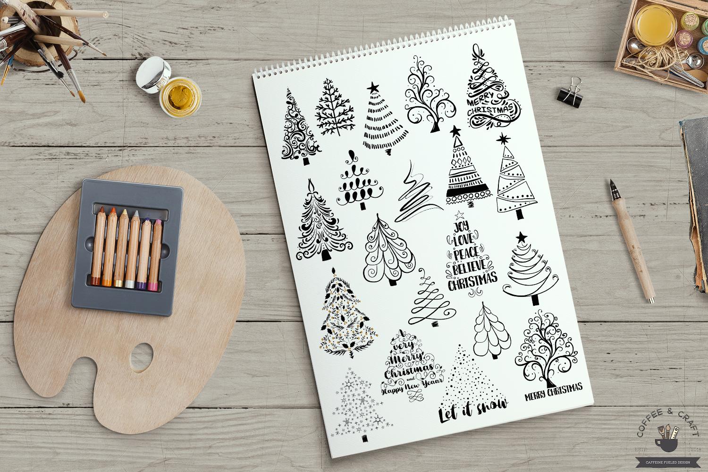 Christmas Trees 2 example image 2