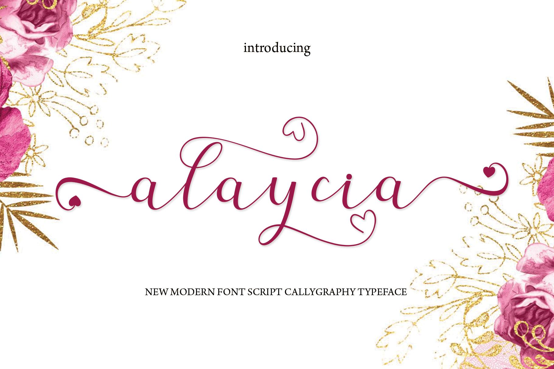 Alaycia example image 1