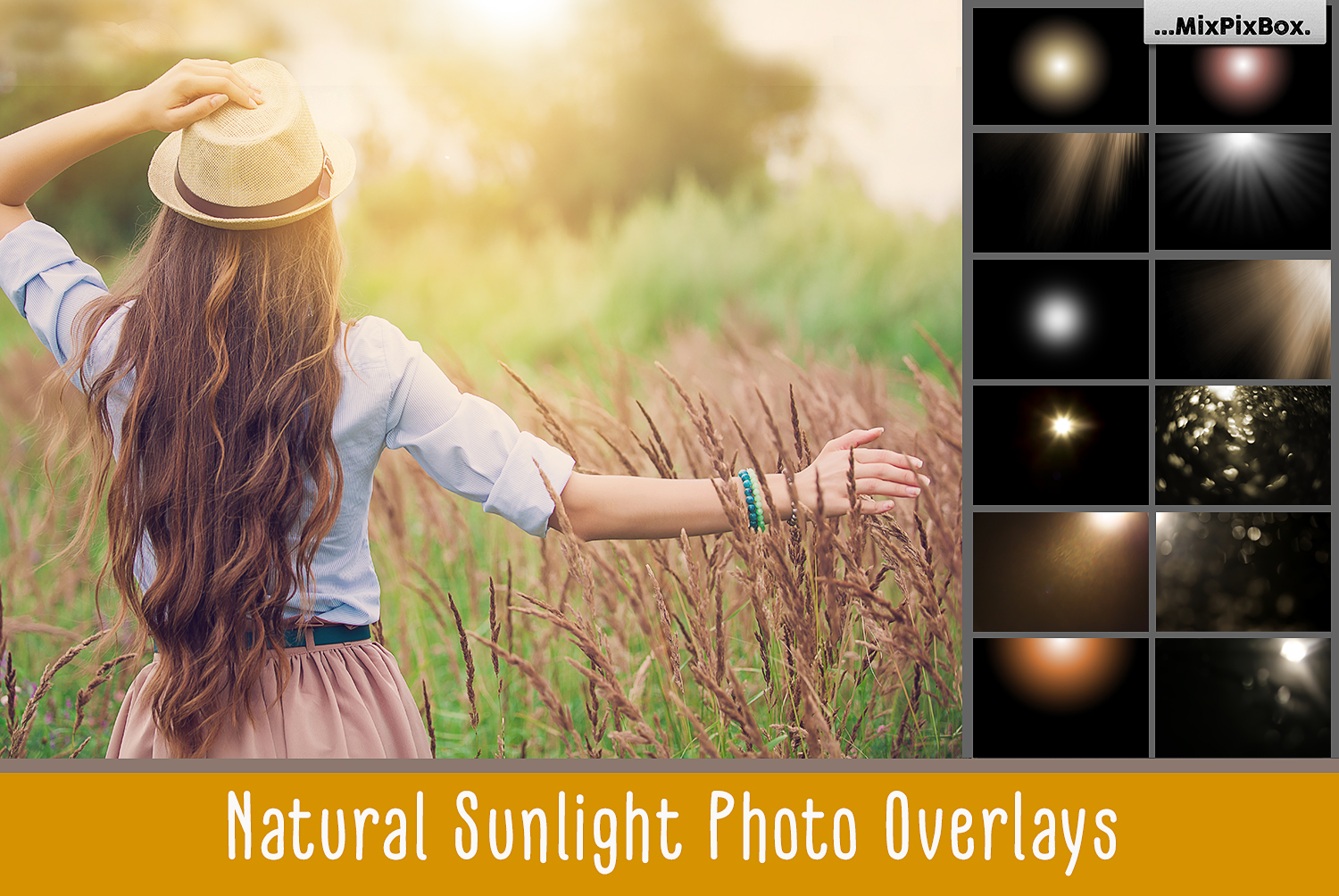 Natural Sunlight photo overlays example image 1