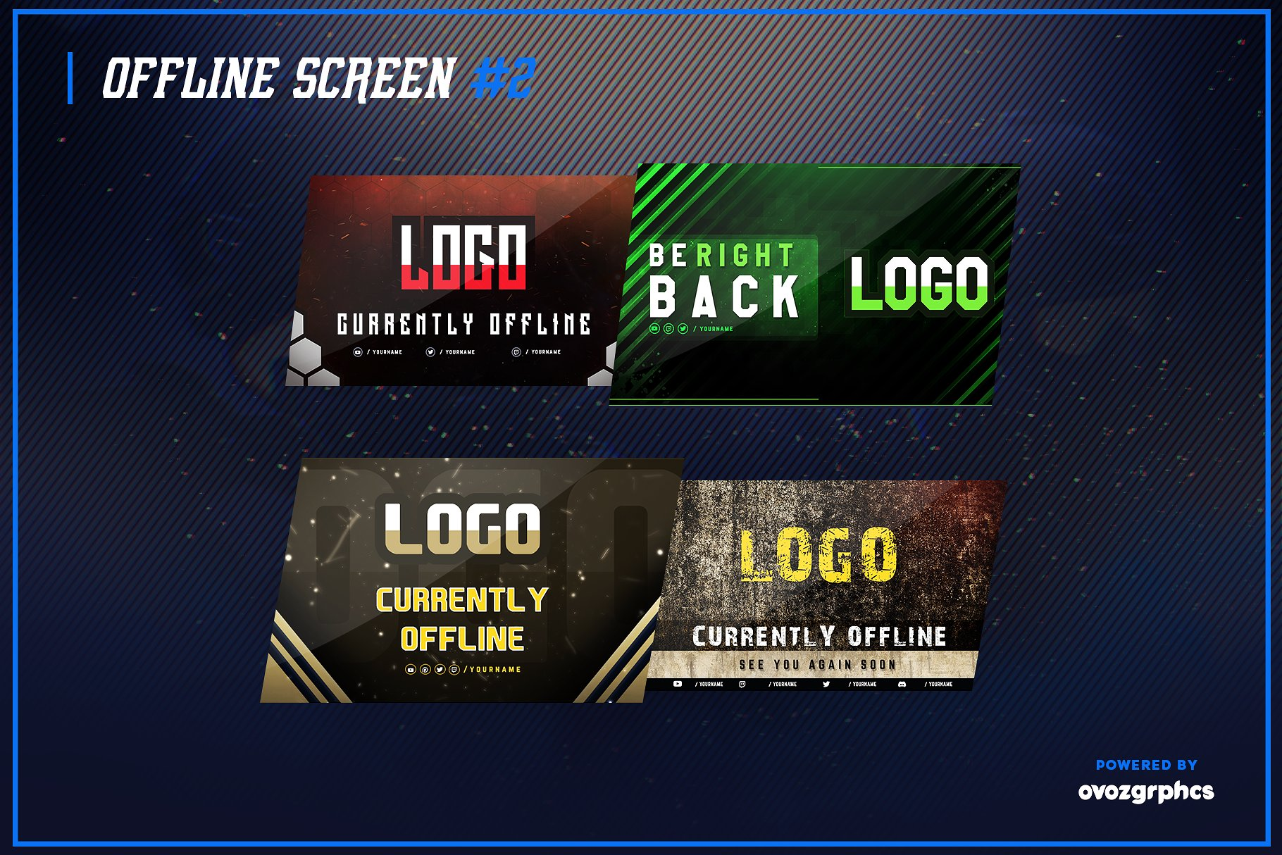 Twitch Layout Bundle