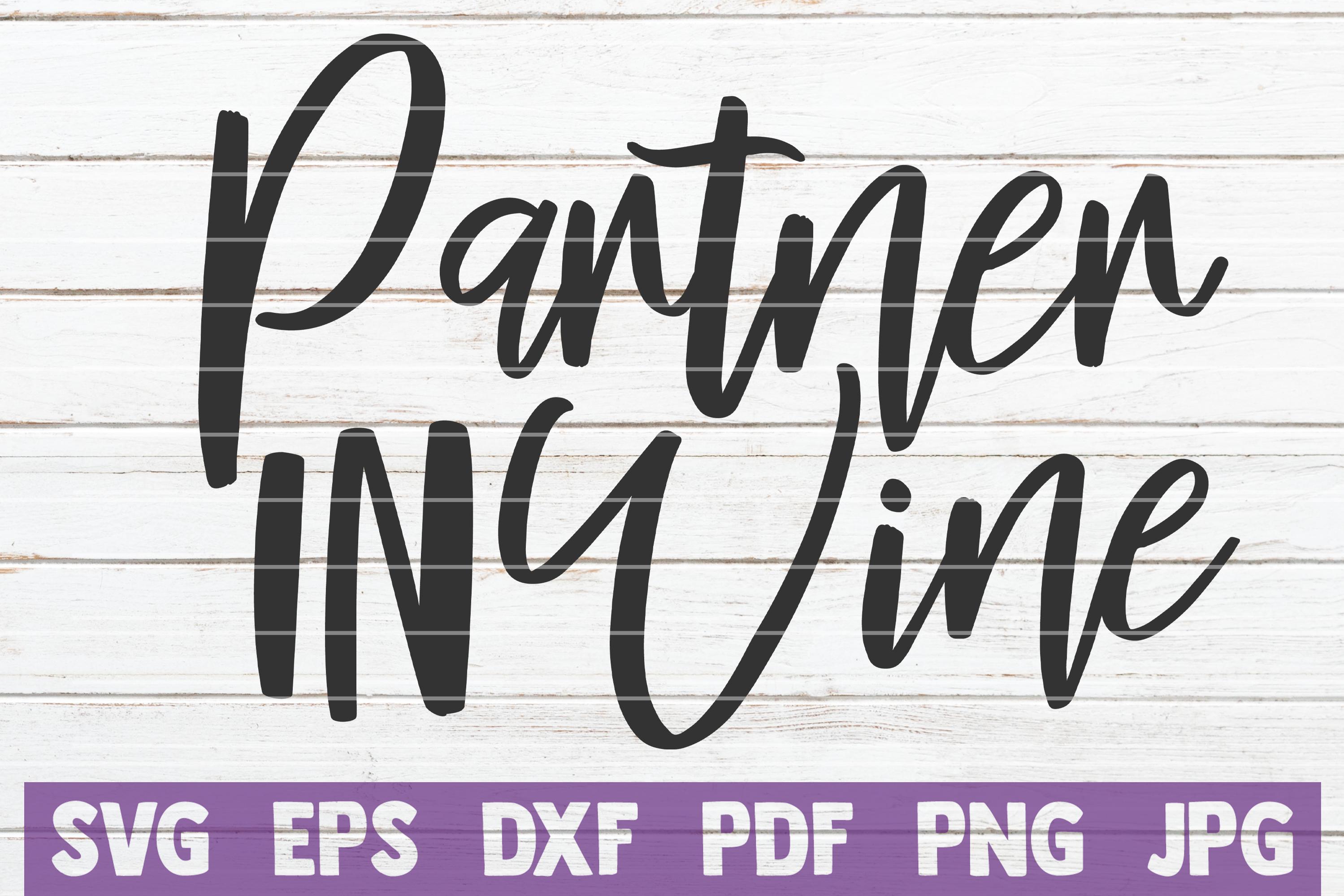 Partner In Wine example image 1