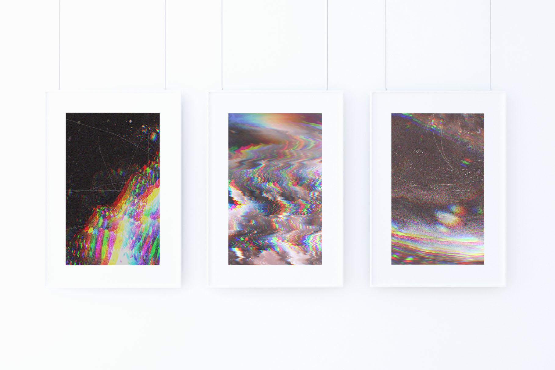 Illusion - Glitch Effect Backgrounds example image 4