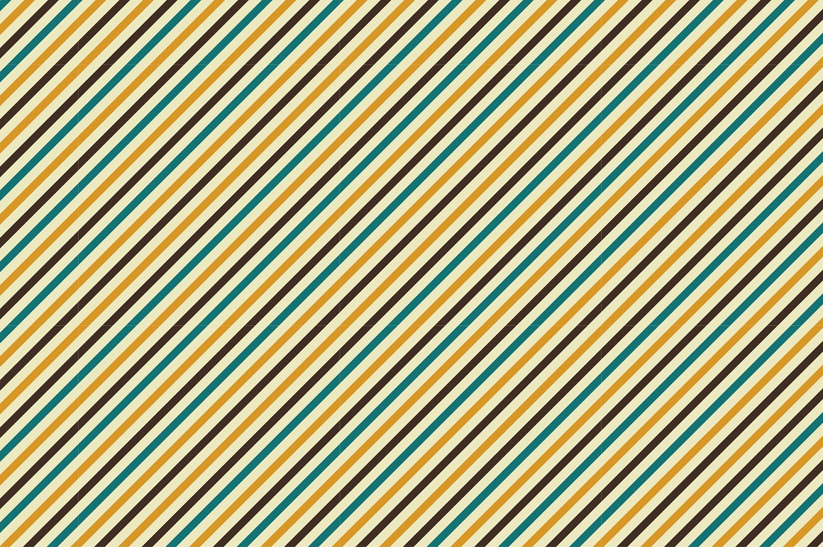 Retro Seamless Patterns example image 5