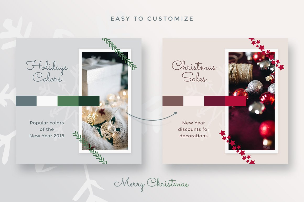 Merry Christmas Collection example image 5