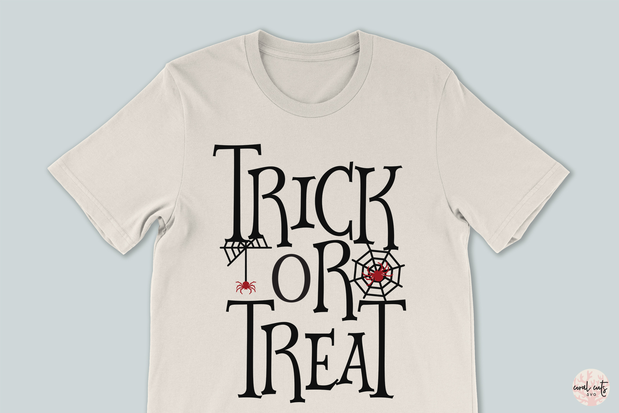 Trick Or Treat - Halloween SVG EPS DXF PNG Cutting Files example image 3