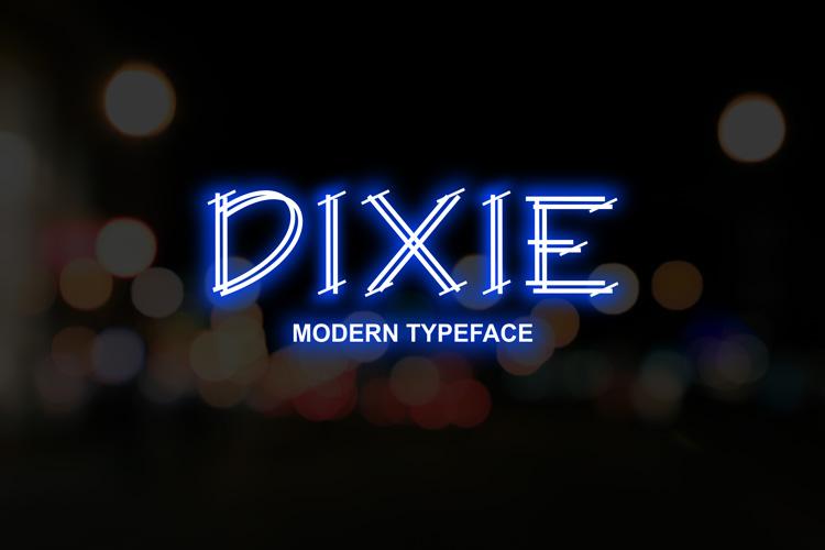 DIXIE example image 1