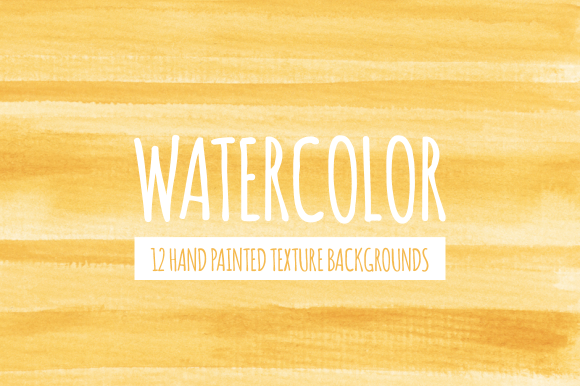 Watercolor Texture Bundle + Bonus example image 21