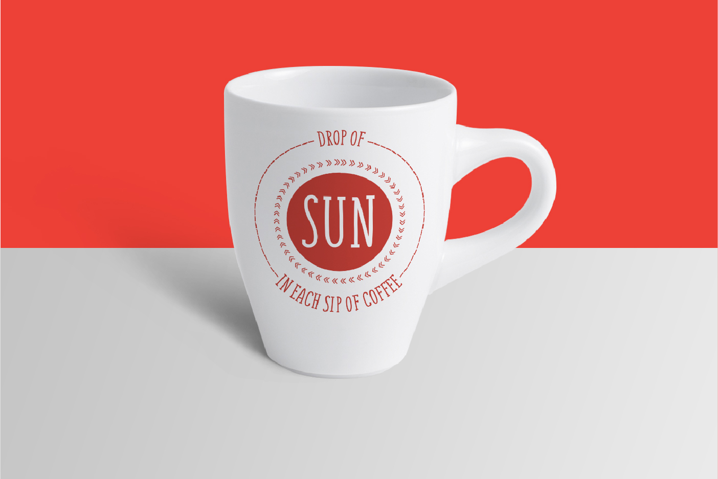 SUNN Serif Line Caps Only Font example image 5