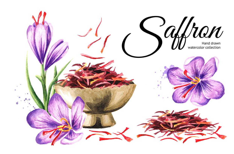 Saffron example image 1