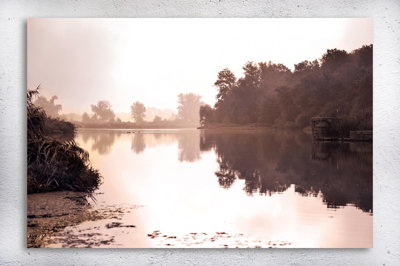 Nature photo, landscape photo, lake photo, example image 3