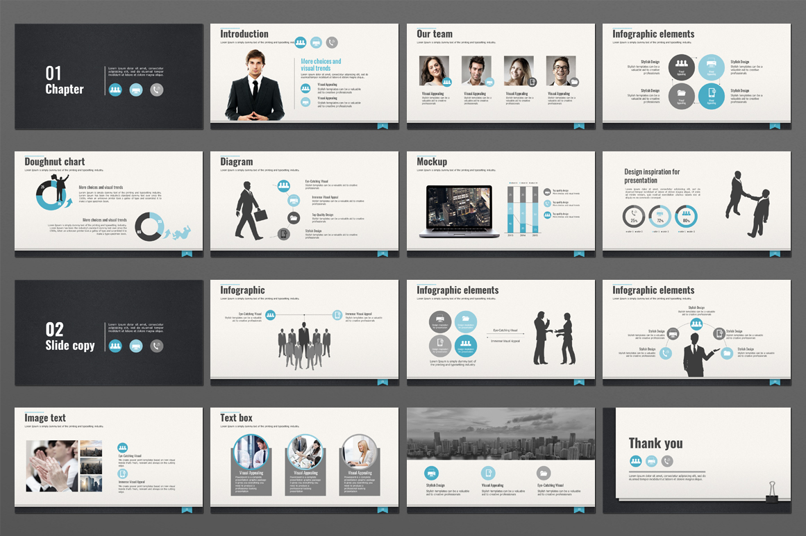 Modern Business Template example image 3